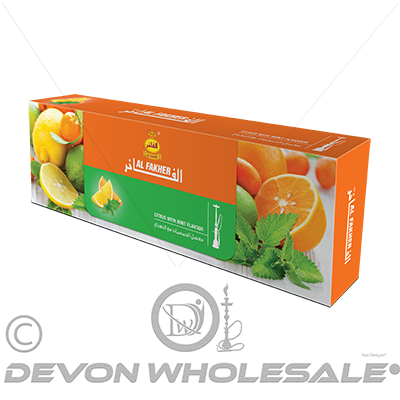 Al Fakher Citrus with Mint - DevonWholesale