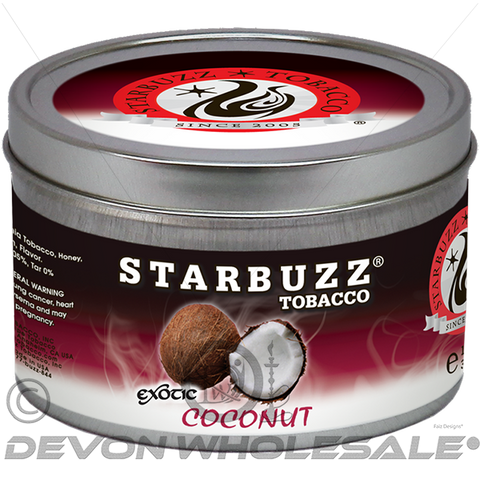 StarBuzz Coconut - DevonWholesale