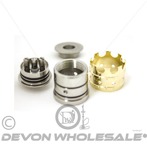 Crown RDA Gold - DevonWholesale