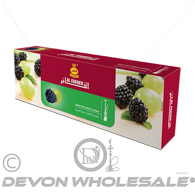 Al Fakher Grape Berry - DevonWholesale