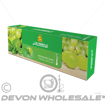 Al Fakher Grape with Mint - DevonWholesale