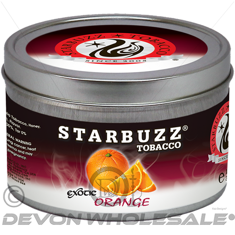 StarBuzz Orange - DevonWholesale
