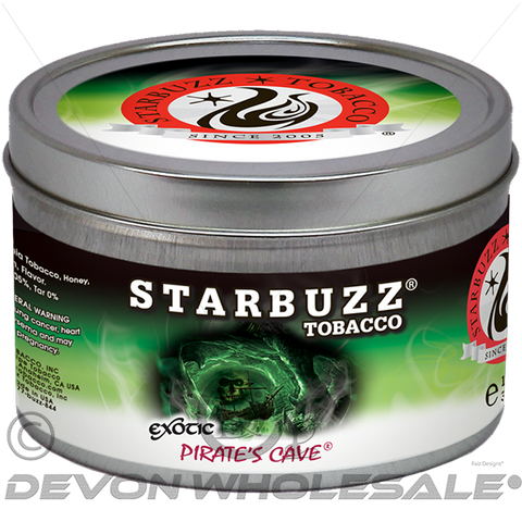 StarBuzz Pirates Cave - DevonWholesale
