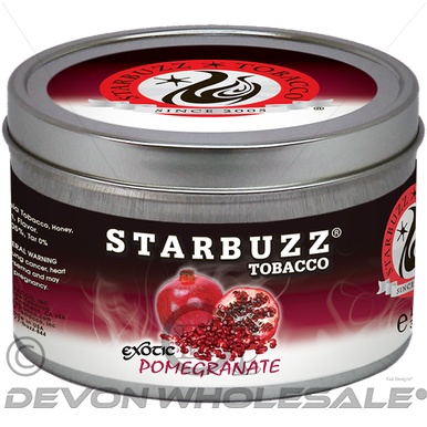 StarBuzz Pomegranate - DevonWholesale