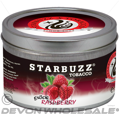 StarBuzz Raspberry - DevonWholesale