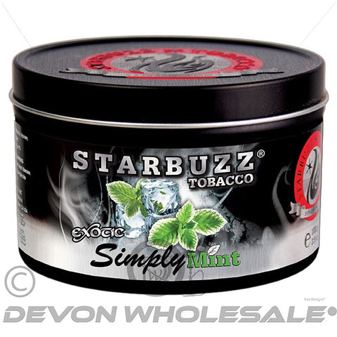 StarBuzz Bold Simply Mint - DevonWholesale