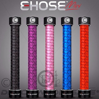Square e-Hose mini Hookah - DevonWholesale