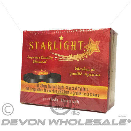 Starlight 33mm 100 tabs - DevonWholesale