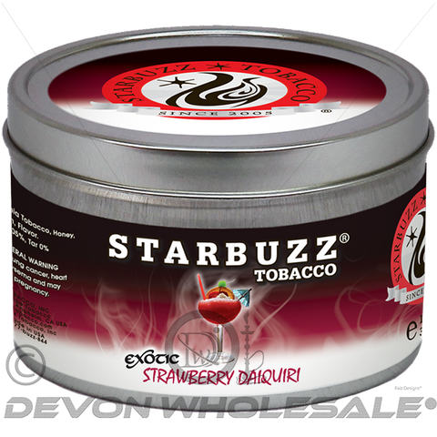 StarBuzz Strawberry Daiquiri - DevonWholesale