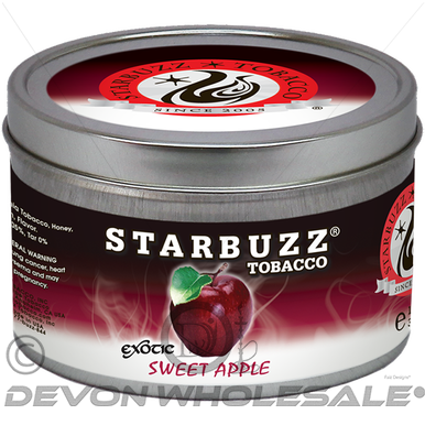StarBuzz Sweet Apple - DevonWholesale