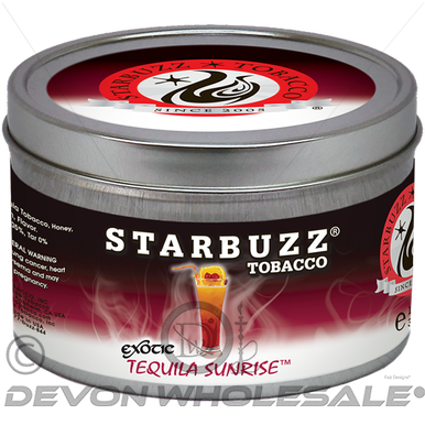 StarBuzz Tequila Sunrise - DevonWholesale
