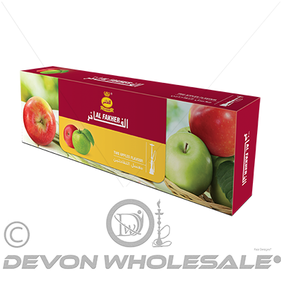 Al Fakher Two Apples - DevonWholesale