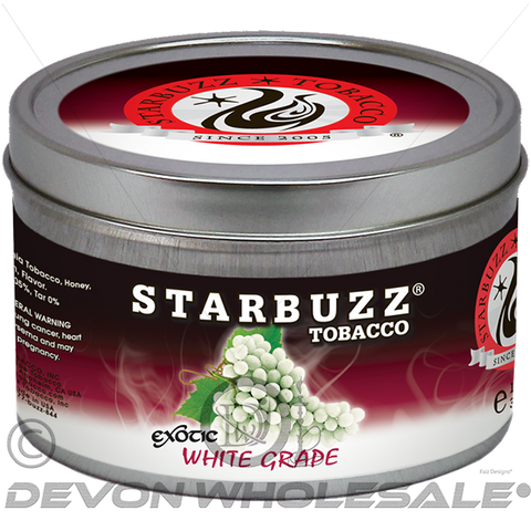 StarBuzz White Grape - DevonWholesale