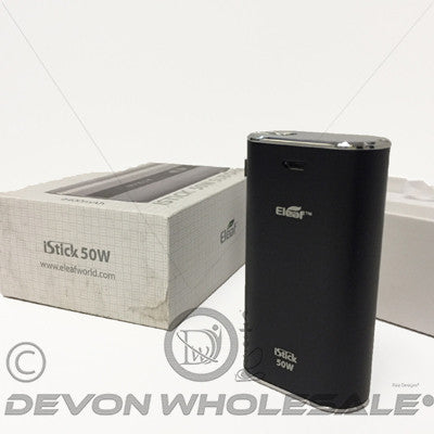 Eleaf iStick 50 W *MOD ONLY* - DevonWholesale