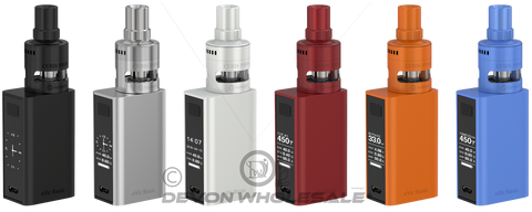 Evic Basic kit  with Cubis Pro Mini Tank - DevonWholesale