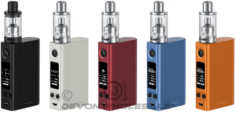 Evic VTC Dual Kit  with Ultimo - DevonWholesale