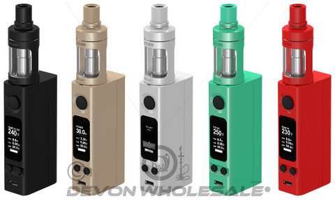 Evic VTC Mini Kit with CubisTank - DevonWholesale