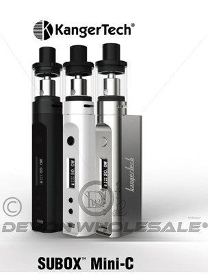 KangerTech Subox Mini-C - DevonWholesale