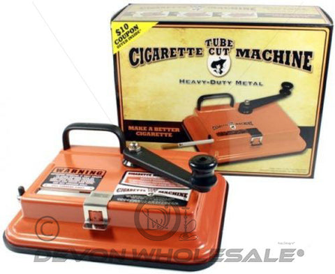 Tube Cut Cigarette Machine - DevonWholesale