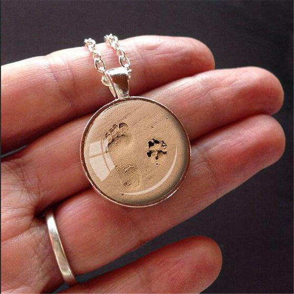 Friendly Paw's Dog Lover Jewelry Necklace