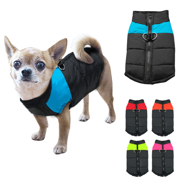 Ultra Waterproof Small Dog Vest