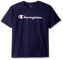Load image into Gallery viewer, Champion Classic Jersey Script T-Shirt