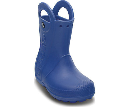 Crocs - Kids' Handle It Rain Boot Sea Blue