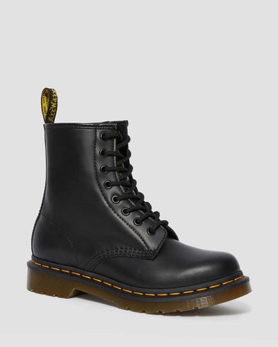 Dr. Martens Womens 1460 Smooth Leather Lace Up Boots