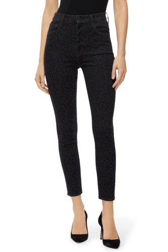J Brand- Lillie High Rise Crop Skinny