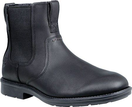 Timberland Carter Notch Black Chelsea Boot