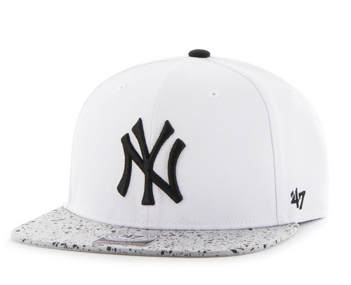 NEW YORK YANKEES SPECKLE '47 CAPTAIN