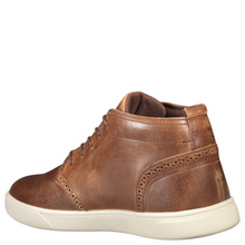 Load image into Gallery viewer, MEN'S GROVETON LEATHER CHUKKA SHOES