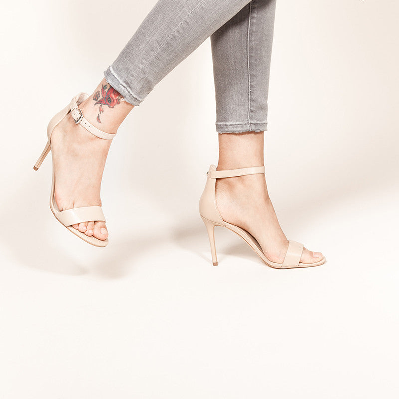 newest collection amazon outlet online Nine West - MANA High Heel Sandals in Nude