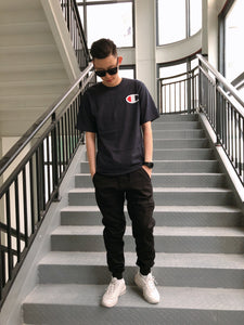 Champion Life® Tee, C Applique Logo