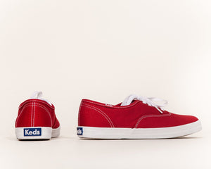 Keds - Champion Originals in Red