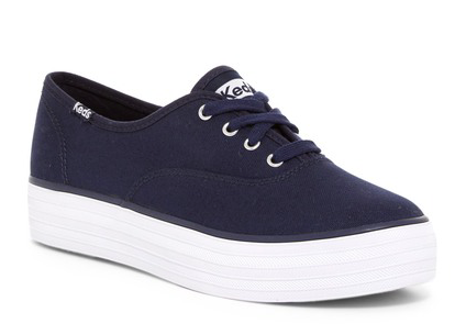 Keds - Triple Core Peacoat