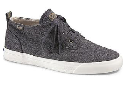 Keds Triumph Mid Wool Sneakers Graphite