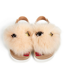 Load image into Gallery viewer, UGG Kids Punki Sandal