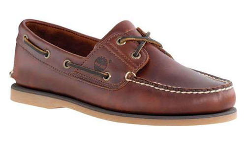 Timberland Classic Boat Shoe Medium Brown