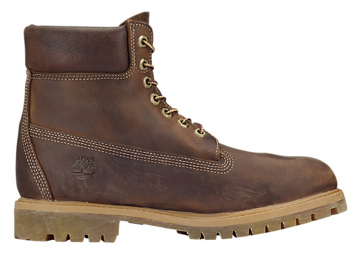 Timberland 6IN Brown Boots