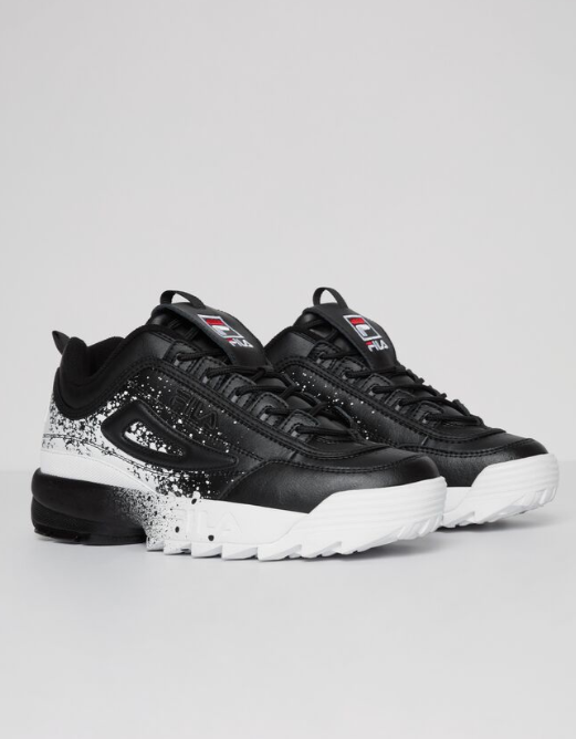 FILA Men's Disruptor 2 Splatter