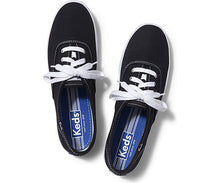 Load image into Gallery viewer, Keds - CHAMPION ORIGINALS BLACK