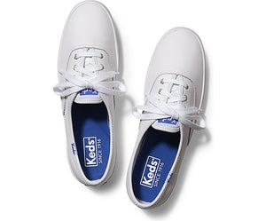 Keds - CHAMPION ORIGINALS LEATHER WHITE
