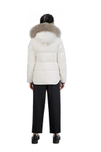 Load image into Gallery viewer, 3Q Jacket - Milky/Stoned Fox Fur