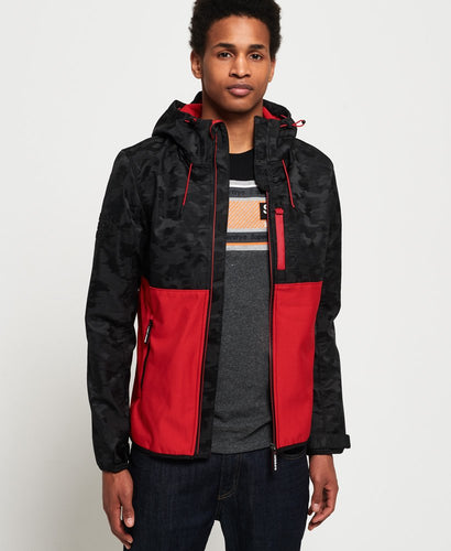 Superdry CNY Hooded SD Windtrekker Jacket