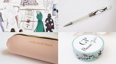 stationery goodies