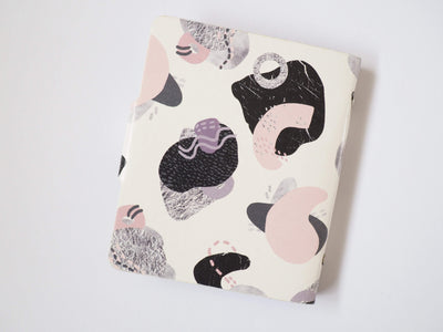 ABSTRACT PRINT STORAGE ALBUM PLANNER ACCESSORIES-The GP Studio