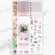 ANNABELLE Personal Size Planner Sticker Kit-The GP Studio