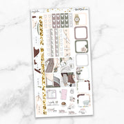 ARABELLA Hobonichi Weekly Size Planner Sticker Kit-The GP Studio