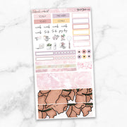 BLOOMING Hobonichi Weekly Size Planner Sticker Kit-The GP Studio